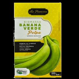 Biomassa de Banana Verde Polpa 250g REF: 8430