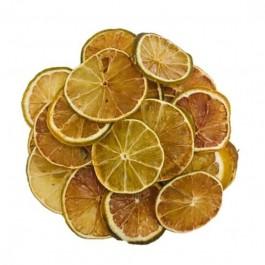 Limão Desisdratado em Rodelas 100g REF: 2084