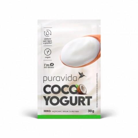CocoYogurt Sachê 30g Puravida REF: 02658