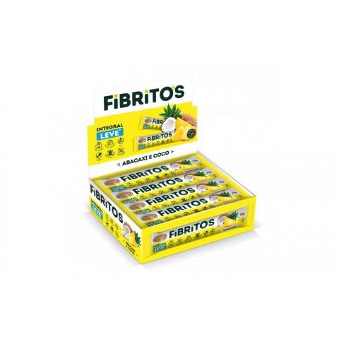 Palito de Fibras e Cereais c/ abacaxi e coco  Biosoft 375g REF:  1509