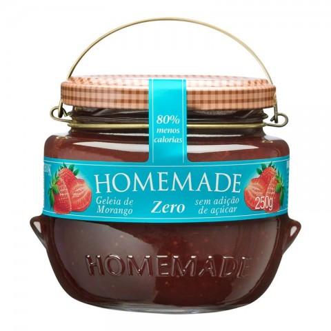 Geleia de Morango Zero Homemade 250g REF: 7329