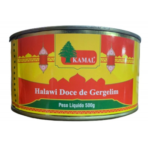 Halawi Doce de Gergelim Kamal 500g REF: 2777