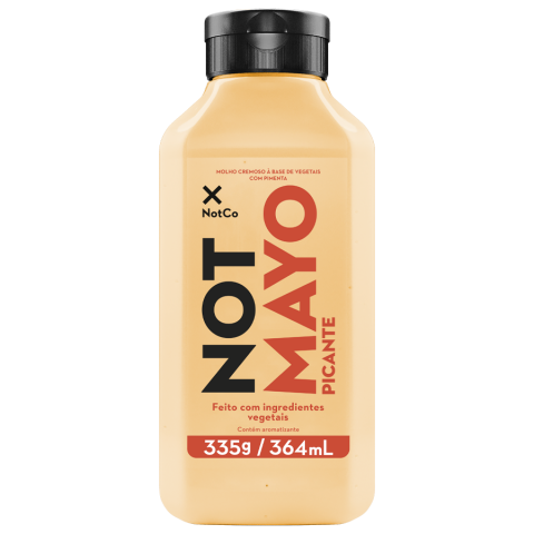 Not Mayo Picante 335g REF: 02051