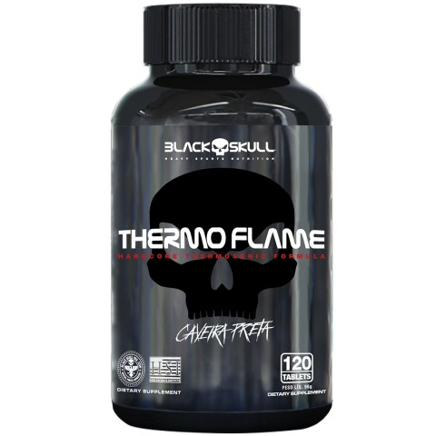 Thermo Flame 120 TABLE Black Skull REF: 01886
